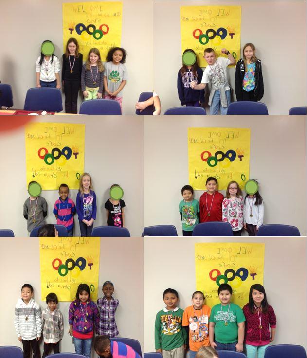 gold medal winners 1