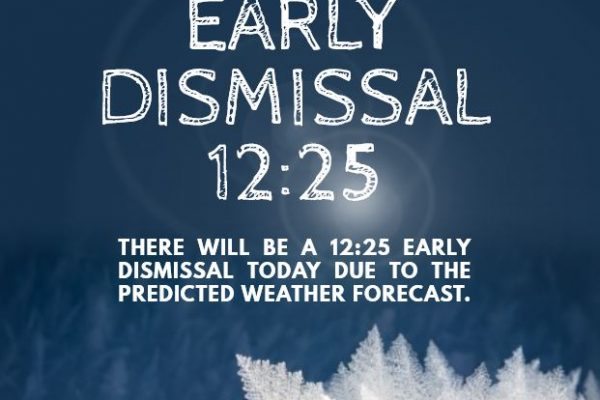 Winter Weather Early Dismissal