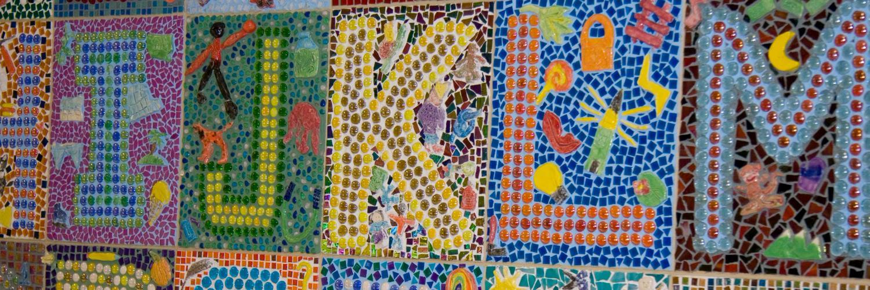 Samuelson students art.