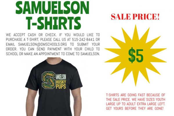 Shirts Only $5!